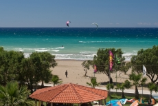 KITE- UND WINDSURFSTATION FANES