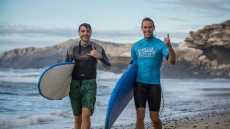 WINTER SURF UND KITE CAMPS (Nov-Apr)