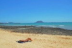 Beachlife in Corralejo