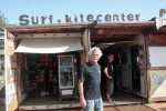 Klaus vom Kite- und Surfcenter Playa Sur