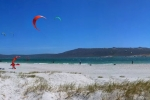 Haupstrand in Langebaan...