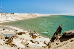 Spot am Dakhla Kite Camp