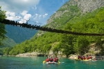 Raftingtour durch den Durmitor Nationalpark