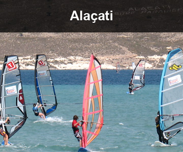 Windsurfen in Alacati